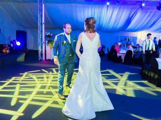 Huwelijk van Anneleen & Jelle, Loenhout