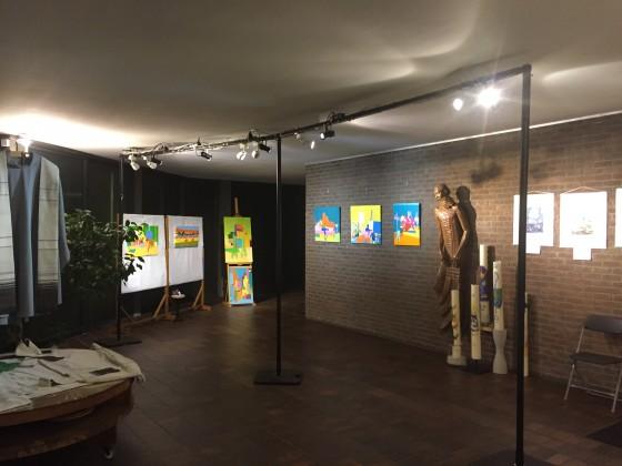 Kunstexpositie, Westmalle