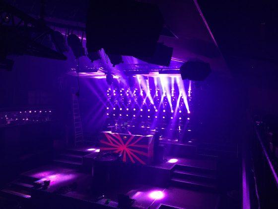 LED-matrix in Carré, Willebroek