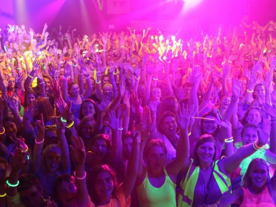 Fluo Party 2016, Antwerpen
