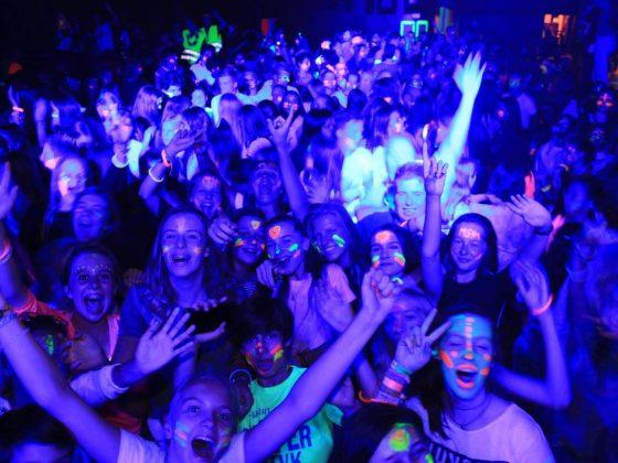 Fluo Party 2017, Antwerpen