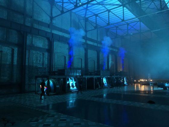 Industrial Night Run 2017, Beringen