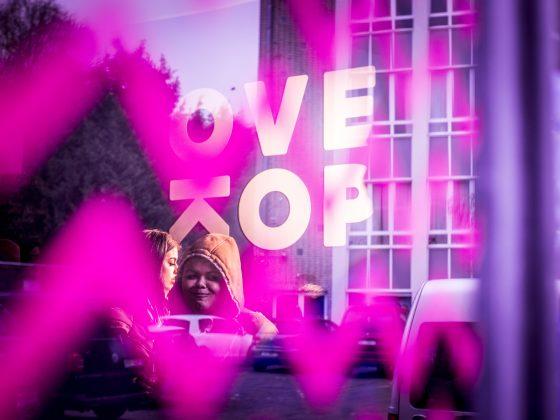 Opening OverKop-Huis, Tienen