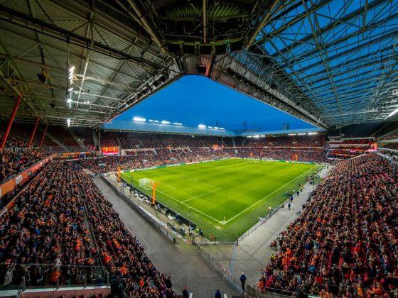 LED Boarding PSV, Eindhoven (NL)