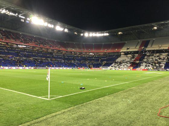 LED Boarding UEFA, Lyon (FR)