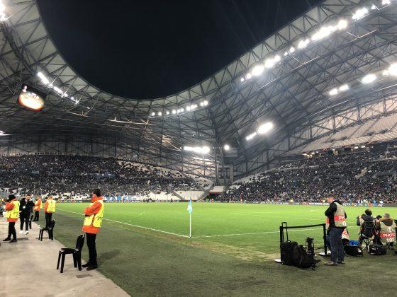LED Boarding UEFA, Marseille (FR)
