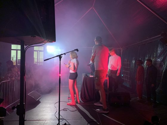 OverKop Festival, Tienen