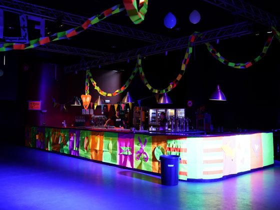 Fluo Party & Bassline 2018, Antwerpen