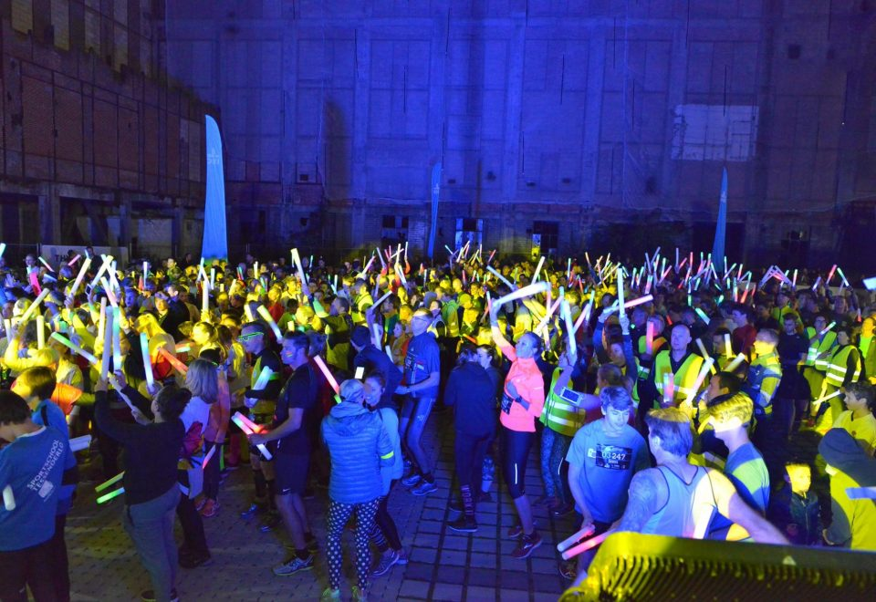 Industrial Night Run 2018, Beringen
