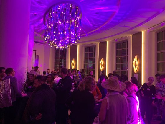 Park Inn by Radisson party 2019, Antwerpen